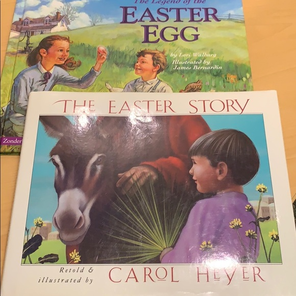 The Easter Story and The Legend of the Easter Egg